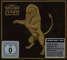 The Rolling Stones - Bridges To Bremen (2-CD & SD Blu-Ray) - Beat 60s 70s