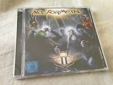 VARIOUS ARTISTS - All For Metal Volume II DVD + CD BRAND NEW & SEALED!