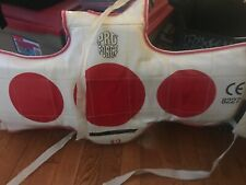 Martial Arts Pro Force Chest Protector Karate Mma Sparring Good Shape