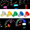 10x T4.2 Neo Wedge 1 SMD LED Lamp Cluster Instrument Dash Car Climate Bulbs 12V