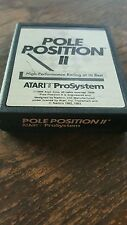 Pole Position II Atari 7800 Video Game