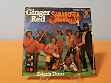Saragossa Band - Ginger Red / Edens Door