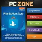 Внешний вид - $10 PlayStation Store USD Card - PS PSN US Store - Instant Code PS4/PS3/PSP