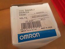 Omron DH48J Digital Timer 200/220/240VAC 5A R-Load 453685463809 Count 1-999900