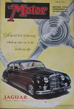 Motor magazine 11/5/1960 featuring Lotus Elite road test, Britain's cars