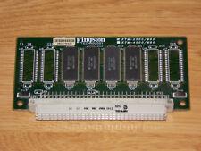 Vintage IBM ps/2 80 Memory Board Kingston ktm-2000/m80 2mb RAM como IBM 93f5804