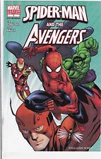 Spider-Man And The Avengers #1 Custom Edition VF/NM 9.0 2011 Marvel See My Store