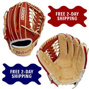 """2021 Wilson A2000 11.5"""" Baseball Glove 1789 Model Pitcher/Infield"""