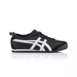 Onitsuka Tiger Mexico 66 Casual Shoes - Men's Women's Unisex - Black/White