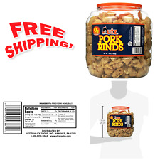 18Oz Utz Fried Pork Skins Rinds with Salt Snack Food Ketogenic & Low Carb Diet