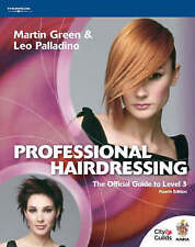 Professional Hairdressing: The Official Guide to Level 3-ExLibrary
