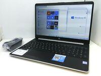 """HP 15-dw0037wm Intel i3 8th Gen - 8GB - 1TB + 16GB Optane 15.6"""" 2021 HP Warranty"""