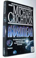 michael crichton  ANDROMEDA tea ( f2)
