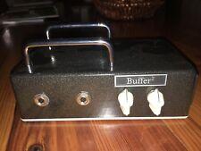 Buffer II * Tube Preamp/Line Sweetener Pedal Board Driver TUBE ORGANIC Generator