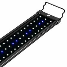 NICREW ClassicLED Aquarium Light, Fish Tank Light with Blue and White LEDs, 18W,