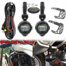 LED Auxiliary Fog Lamp Driving Light E9 For BMW K1600 R1200GS R1100GS F700GS