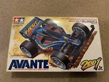 VINTAGE Tamiya Avante 2001 Junior Jr. Jnr Racing Mini 4WD - 1:32 1/32 NEW BOXED