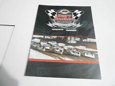 #MISC-2913 vintage car racing program - 2011 DEERY BROTHERS 25th ANNIVERSARY