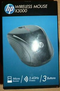 Hp Wireless Mouse X3000 Never Used