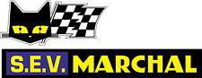 Motorsport Auto Adesivo Vinile Gatto bandiera logo rally sport RALLYCROSS Sponsor Decalcomania