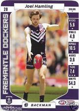 2017 Teamcoach Base Card (20) Joel HAMLING Fremantle