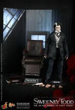 Sweeney Todd Demon Barber - Hot Toys Action Figure - Sideshow Johnny Depp