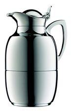 Alfi frasco de aislamiento joya 1 0 litros Latón cromado jarra Térmica 1 plata