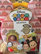 NEW Disney Tsum Tsum U.K. Exclusive Squishies Carry Case!