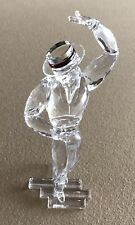 "Swarovski Crystal "" Magic Of Dance "" Antonio 2003 Dancing Man Figurine 606441"