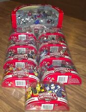 """TRANSFORMER ROBOT HEROES LOT OF 10 MIB 2.5"""" ACTION FIGURES FROM 2006"""