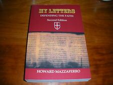 """""""My Letters - Defending the Faith"""" Watchtower Research Jehovah's Witnesses IBSA"""