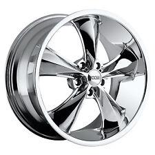 CPP Foose F105 Legend Wheels Rims 18x8 fr + 20x10 rr CHEVY TRUCK C10 K5 C1500