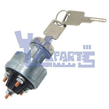 Ignition Switch 6665606 For Bobcat 453 463 530 533 753 763 843 853 863 943 953