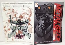 METAL GEAR SOLID E3 Pamphlet