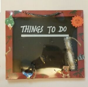 Decorative Chalkboard - Things To Do - Plaque - Sign - Farmhouse - Schoolhouse
