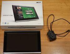 Acer A500 tablet + docking station