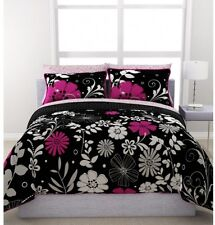 Formula Twilight Garden Reversible Bed In A Bag Bedding Complete Set Queen Size