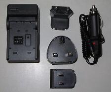 Chargeur universel pour Canon Powershot G10 G11 G12 et autres