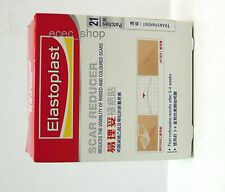 7 x 4cm Elastoplast Scar Reducer Patches Sheet 21pcs Patches Reduction Skin 易理妥