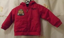 Kids COOGI  Winter Coat 4 Toddler Jacket  Red