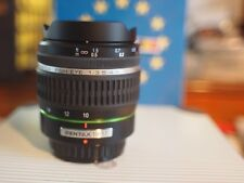 Pentax 10-17mm f/3.5-4.5 ED P-DA Fish-Eye