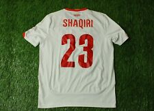 SWITZERLAND TEAM #23 SHAQIRI 2014/2015 FOOTBALL SHIRT JERSEY AWAY PUMA ORIGINAL