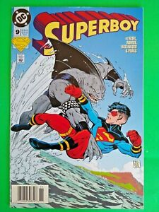 Superboy 9 1st King Shark