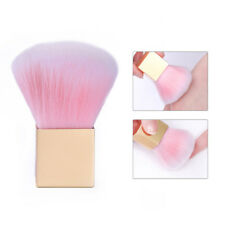 Gradient Soft Powder Dust Cleaning Remover Brush Manicure Care Decoration Tool