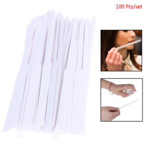100Pc Fragrance Test Strips For Perfume Aromatherapy Essential Oils Tester Pa_BE