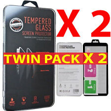 2xFOR SAMSUNG GALAXY S9+ FULL 9H PREMIUM QUALITY TEMPERED GLASS SCREEN PROTECTOR