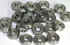 8 Stück Skateboard Kugellager 608 ZZ *NMB ENGLAND* ABEC 5 ABEC5 TOP BEARINGS !