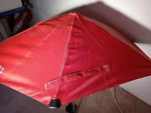 Sport-Brella Versa-Brella SPF 50+ Adjustable Umbrella with Storage bag