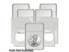 BCW - Display Slab with Foam Insert-Combo,American Silver Eagle White, 5 pack