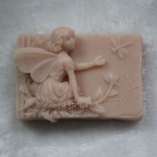 Craft Soap Molds Silicone Fairy Candle Soap Making Mould Diy Handmade Mold